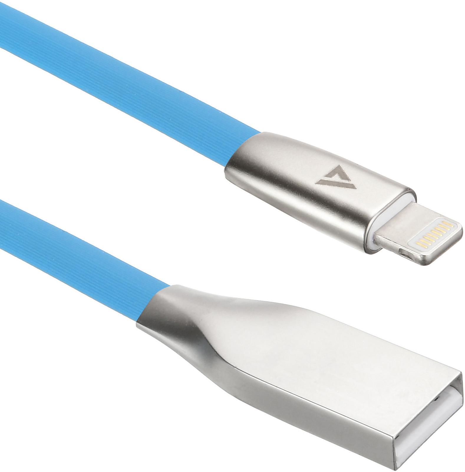 лучшая цена USB кабель ACD, 1,2 м, ACD-U922-P5L, синий