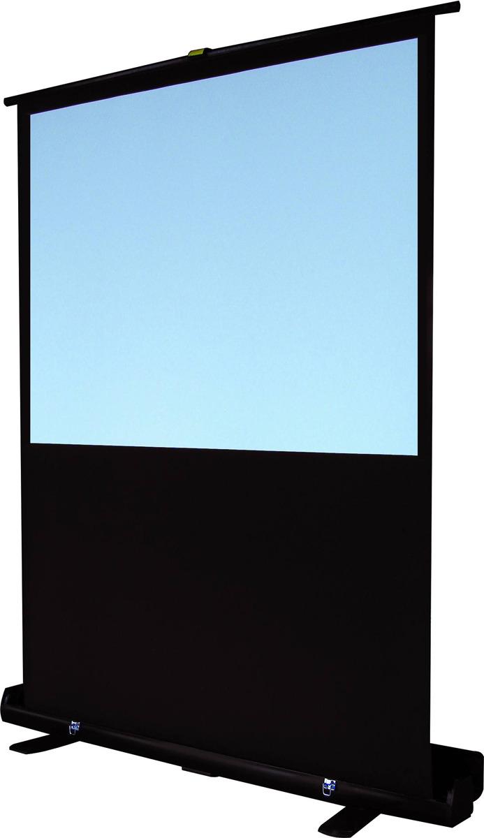 цена на Экран проекционный Cinema S'OK SCPSF-177х100 Floor Stand Screen 16:9 напольный, белый
