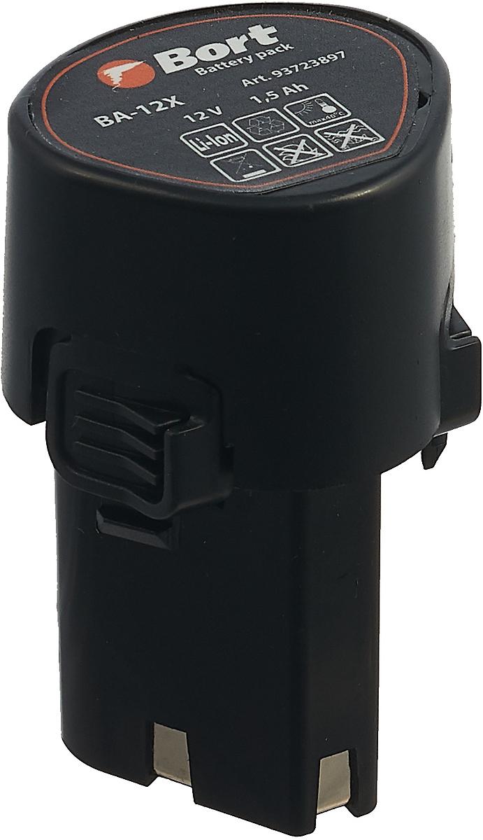 Батарея аккумуляторная Bort BA-12X аксессуар для концертного оборудования sennheiser аккумуляторная батарея ba 2015