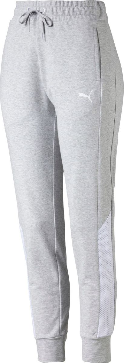 Брюки женские Puma Modern Sports Pants, цвет: светло-серый. 85424904. Размер XL (50)85424904