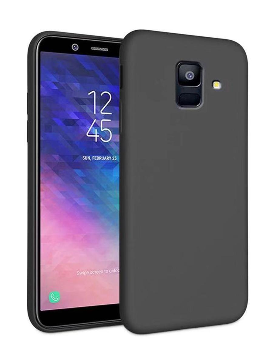 Чехол для сотового телефона YOHO Samsung Galaxy A6 Plus, черный