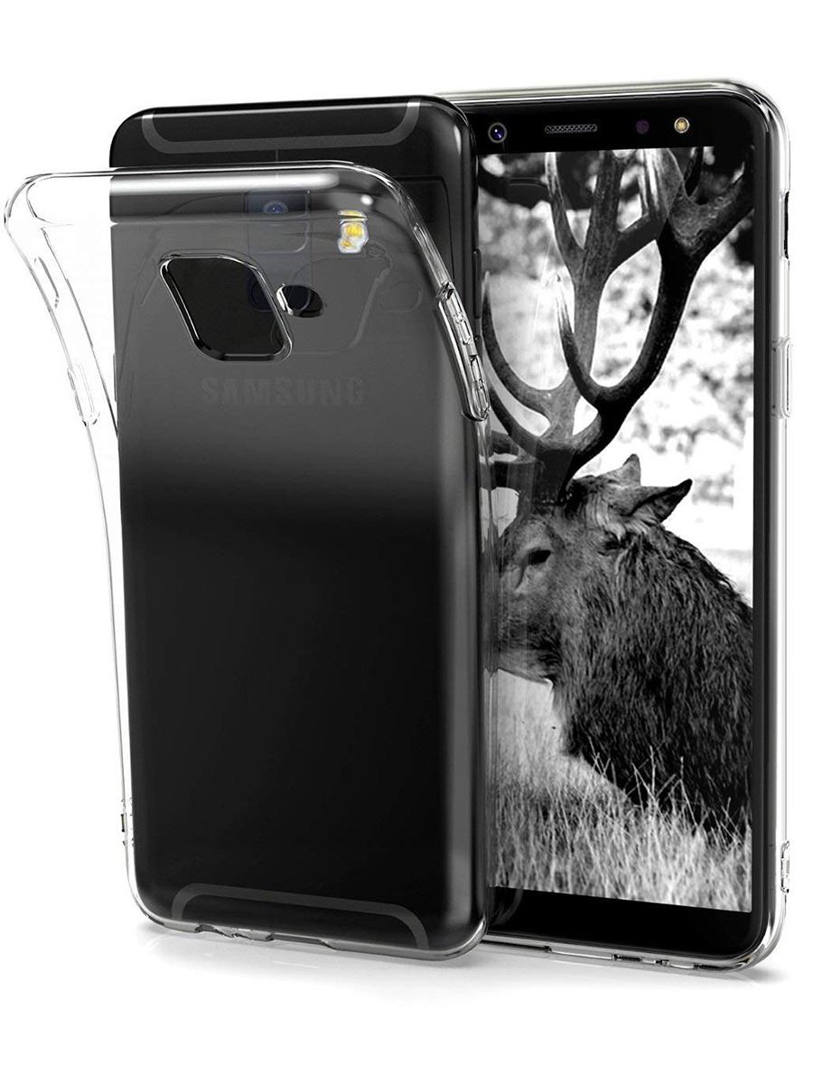 Чехол для сотового телефона YOHO Samsung Galaxy A6 Plus, прозрачный