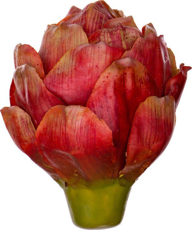 Искусственные цветы Lefard Артишок, 23-575, 8 х 8 х 11 см mug lefard 11 8 5 11 cm white