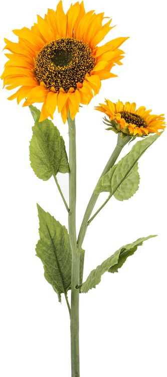 Искусственные цветы Lefard Подсолнух, 25-213, 104 х 22 х 18 см мешок джутовый 2677388 53 х 104 см