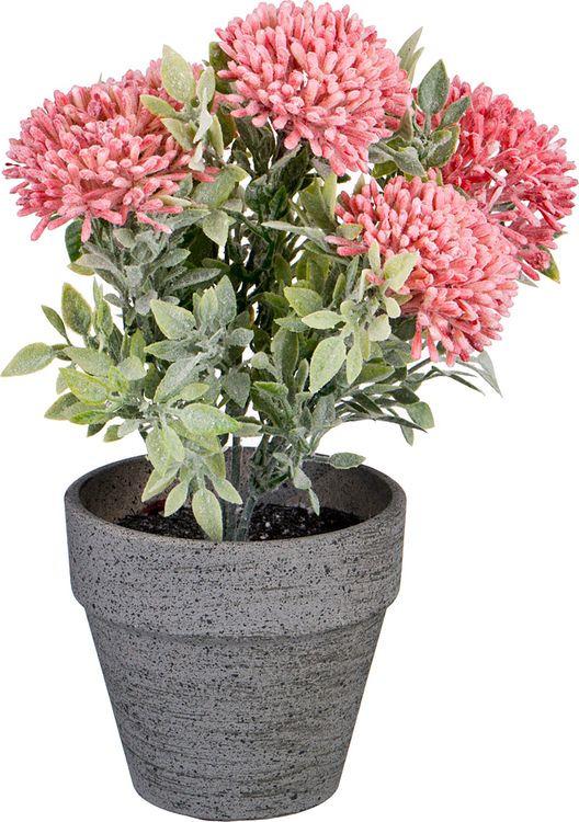Искусственные цветы Lefard Цветы, 70-558, 10 х 10 х 25 см