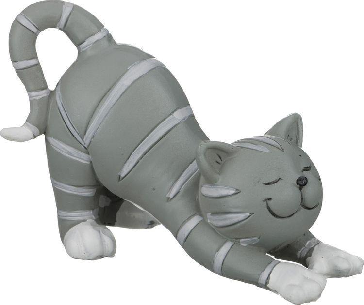 Фигурка декоративная Lefard Йога-кот, 162-318, 9 х 7 х 4 см фигурка декоративная lefard йога кот 162 315 5 х 5 х 10 см
