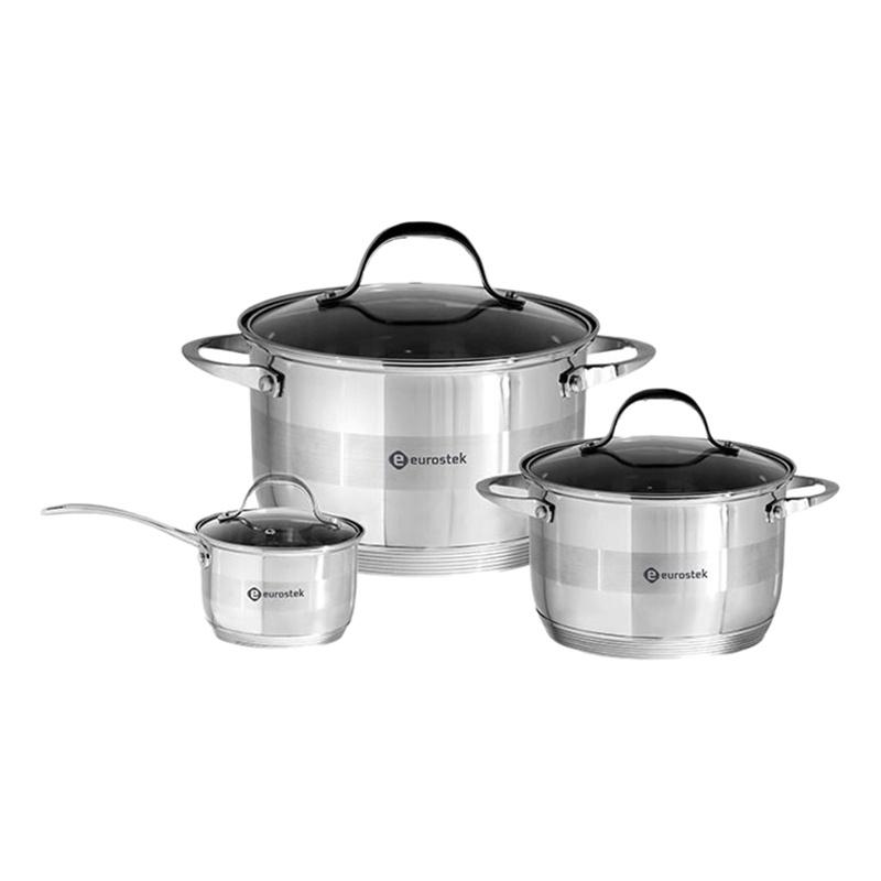 Набор посуды для приготовления Eurostek ES-1204
