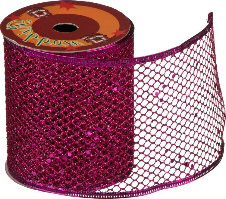 цены на Лента декоративная Lefard, 242-304, 8 см х 2,7 м  в интернет-магазинах