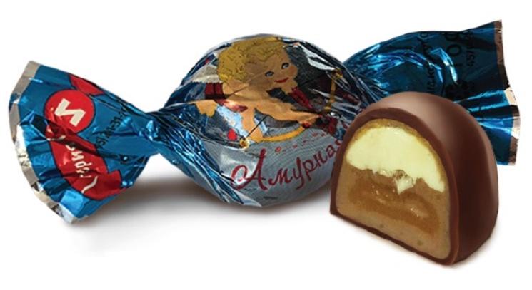 Конфеты История И7835, Ром, 1000 lord миндальный марципан со вкусом лайма шоколадные конфеты с начинкой 155 г