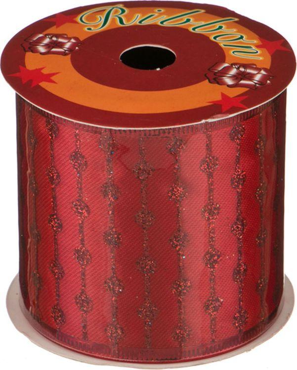 Лента декоративная Lefard, 242-339, 6,3 см х 2,7 м