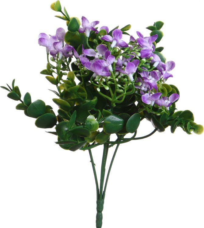 Искусственные цветы Lefard, 23-301, 5 х 5 х 30 см цена