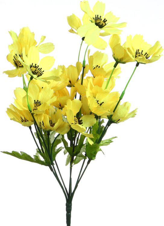 Искусственные цветы Lefard Мак, 23-306, 5 х 5 х 36 см цветы мак картинки