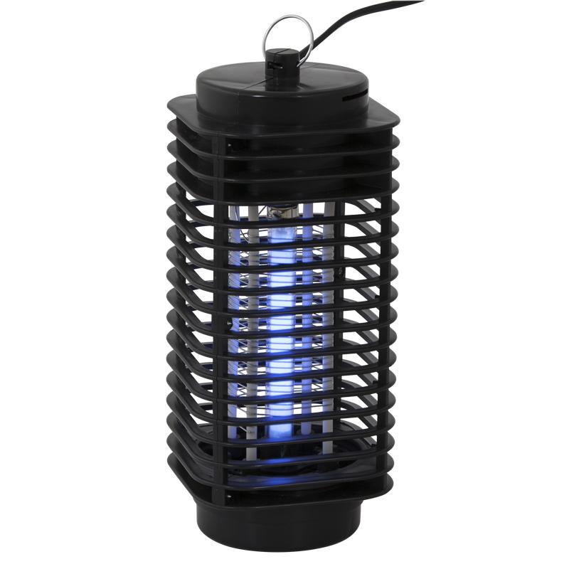 Средство от насекомых Remiling ТЕРМИНАТОР I электрошоковая лампа против насекомых, черный лампы от насекомых экспедиция звездный десант лампа от насекомых