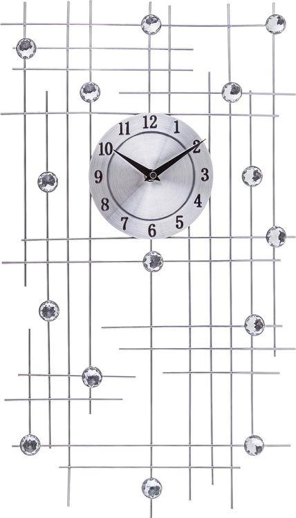 Настенные часы Lefard, кварцевые, 764-016, 33 х 56,5 х 4 см настенные часы lefard 764 018 электронные серебристый диаметр 48 см