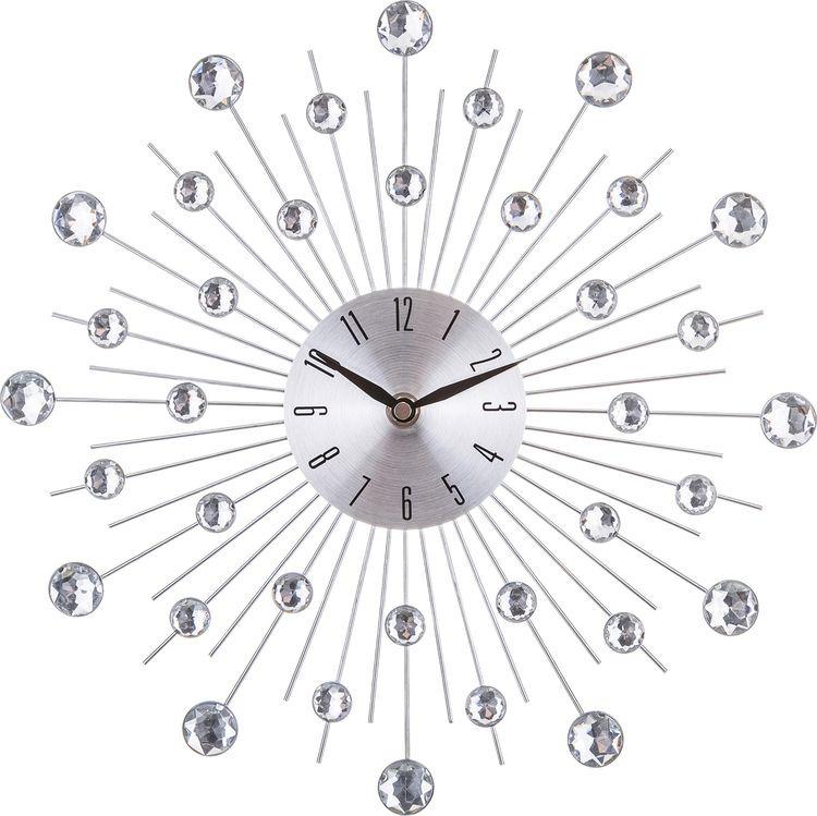 Настенные часы Lefard, кварцевые, 764-031, 33 х 33 х 4,5 см настенные часы lefard 764 018 электронные серебристый диаметр 48 см