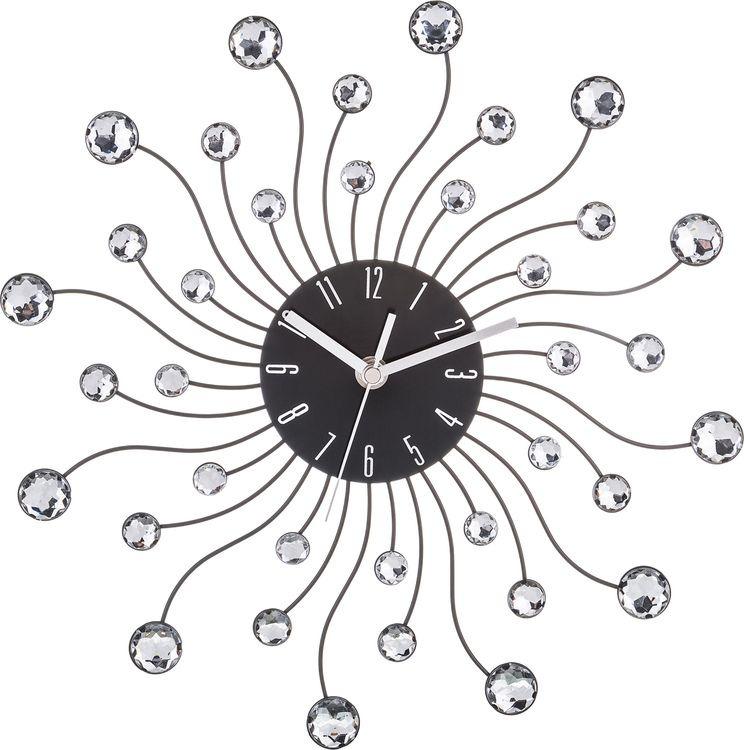 Настенные часы Lefard, кварцевые, 764-032, 33 х 33 х 4,5 см настенные часы lefard 764 018 электронные серебристый диаметр 48 см