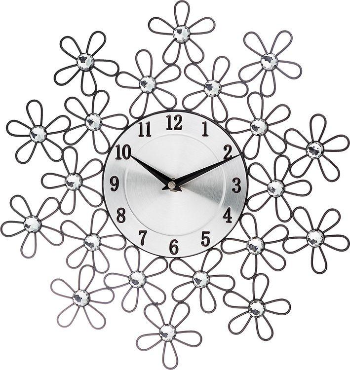 Настенные часы Lefard, кварцевые, 764-039, 34,5 х 34,5 х 4 см764-039ЧАСЫ НАСТЕННЫЕ 34,5*34,5*4 СМ ЦИФЕРБЛАТ ДИАМЕТР=12 СМ