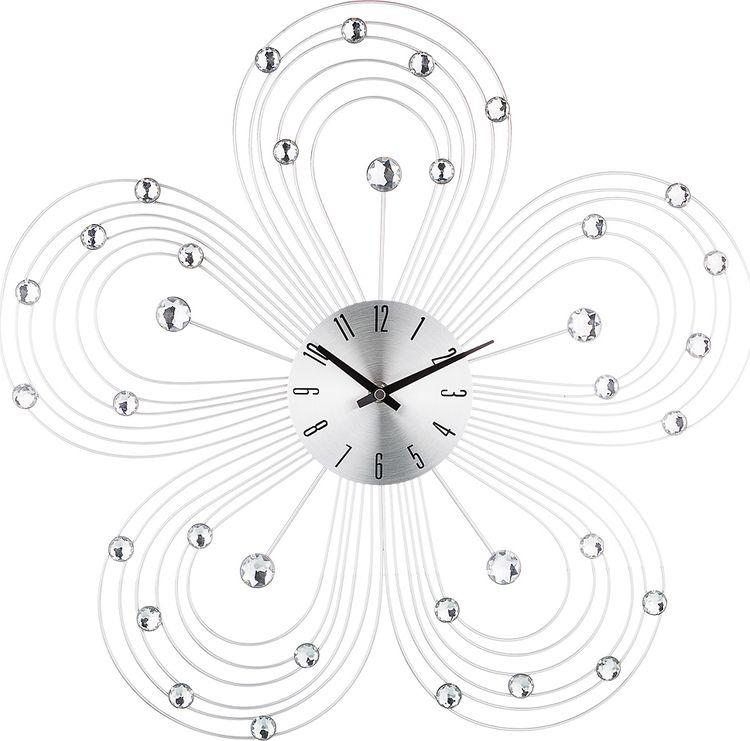 Настенные часы Lefard, кварцевые, 764-040, 46 х 46 х 4 см настенные часы lefard 764 018 электронные серебристый диаметр 48 см