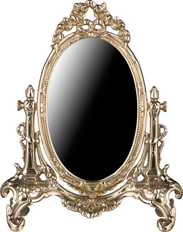 Зеркало косметическое Lefard Людовик XVI, 333-036, высота 30 см зеркало луи xvi stilars зеркало луи xvi