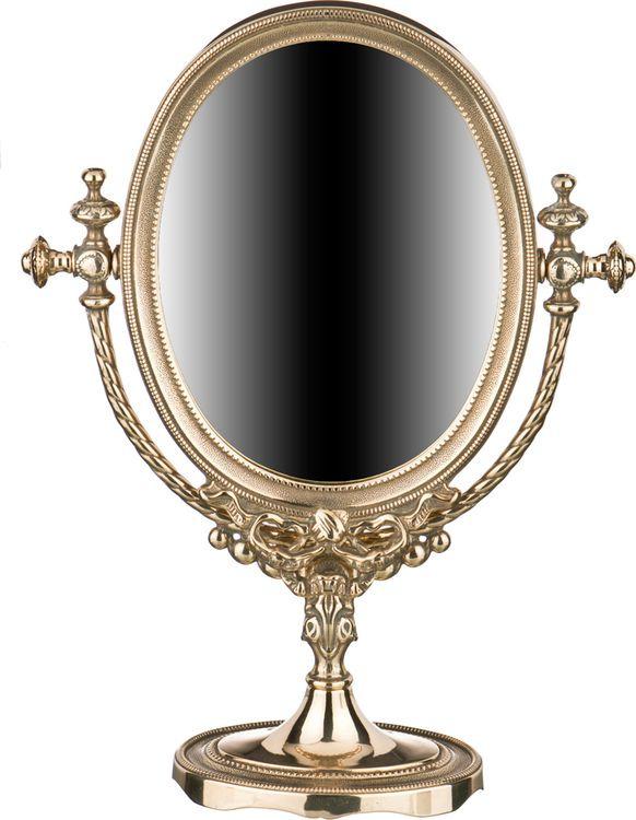 Зеркало косметическое Lefard Мария Антуанетта, 333-038, высота 38 см мария антуанетта