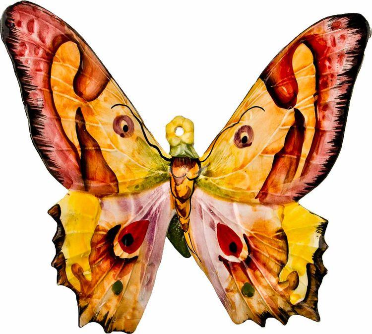 цена на Панно Lefard Бабочка, 628-077, 22 х 20 х 10 см