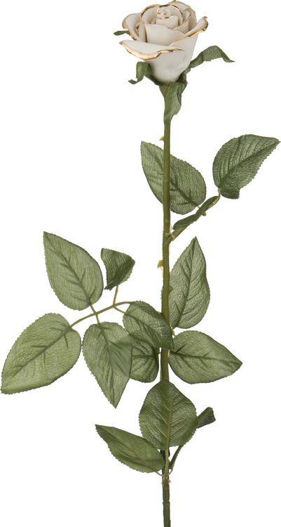 Искусственные цветы Lefard Роза, 303-109, 7 х 7 х 48 см