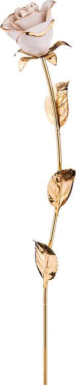 Искусственные цветы Lefard Роза, 303-120, 7 х 7 х 48 см