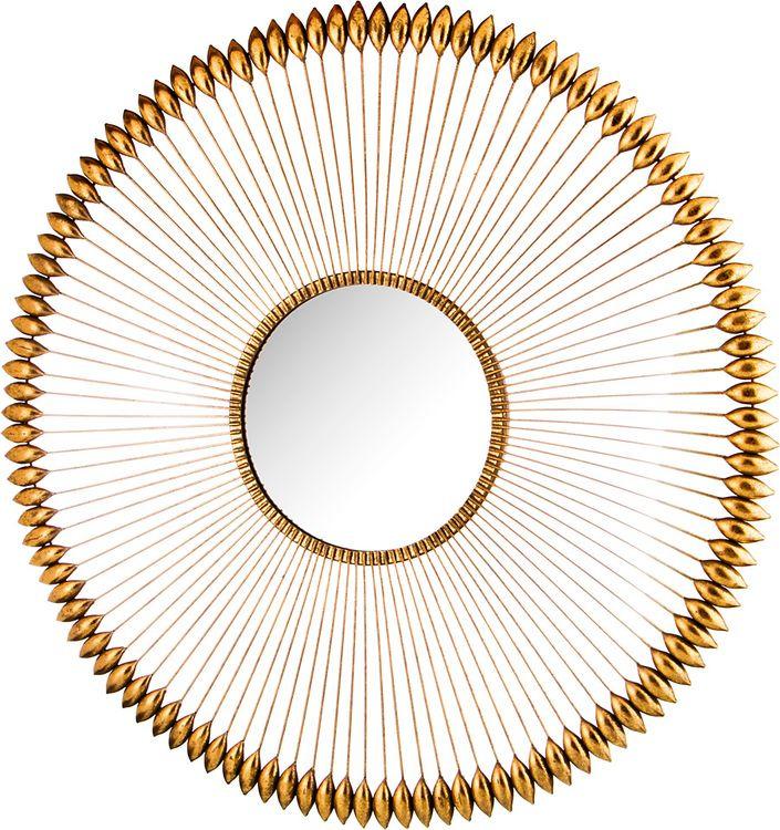 Зеркало настенное Lefard, 721-105, диаметр 91,5 см зеркало настенное d117 см