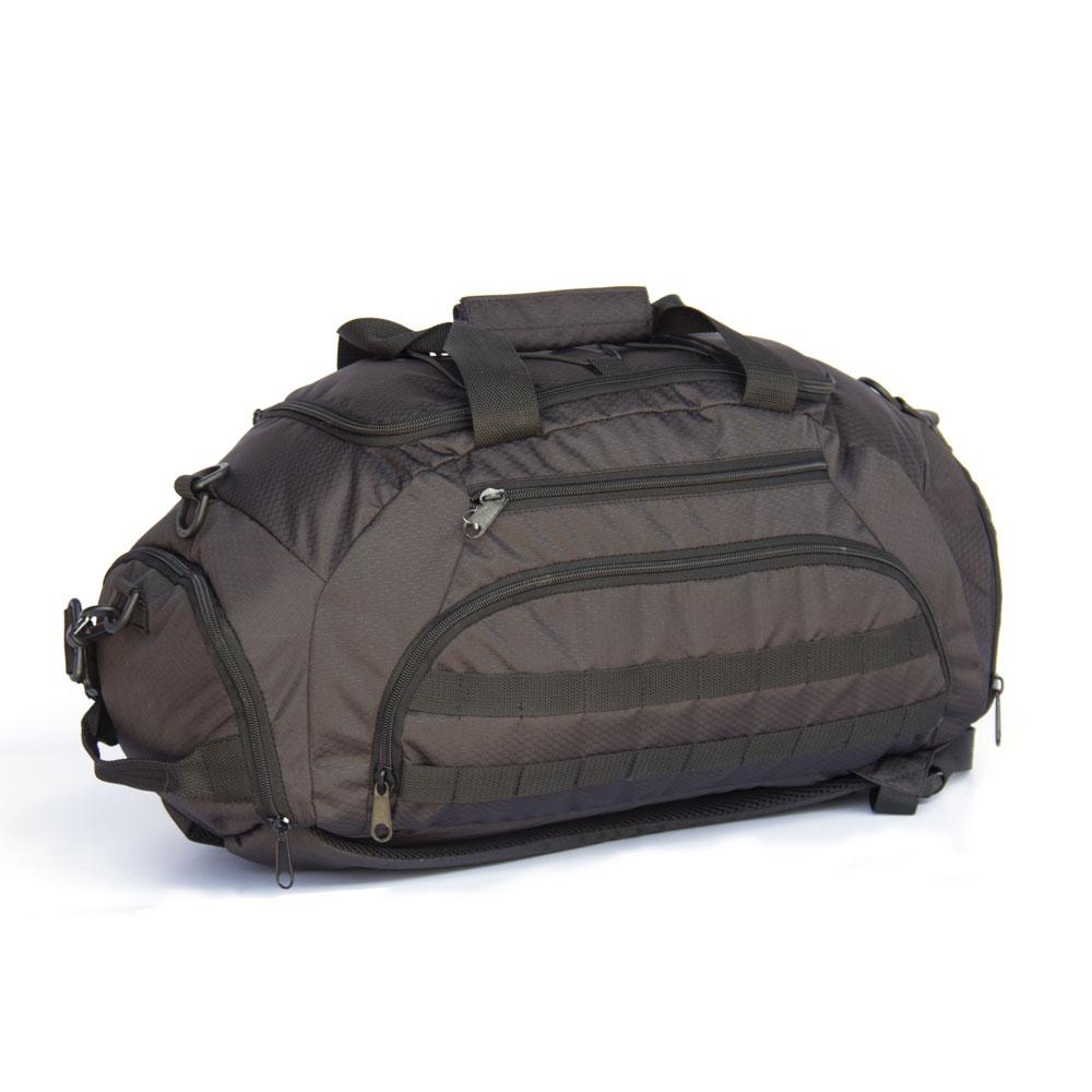 Сумка дорожная Prival Сумка рюкзак Bag Transformer 40, черный