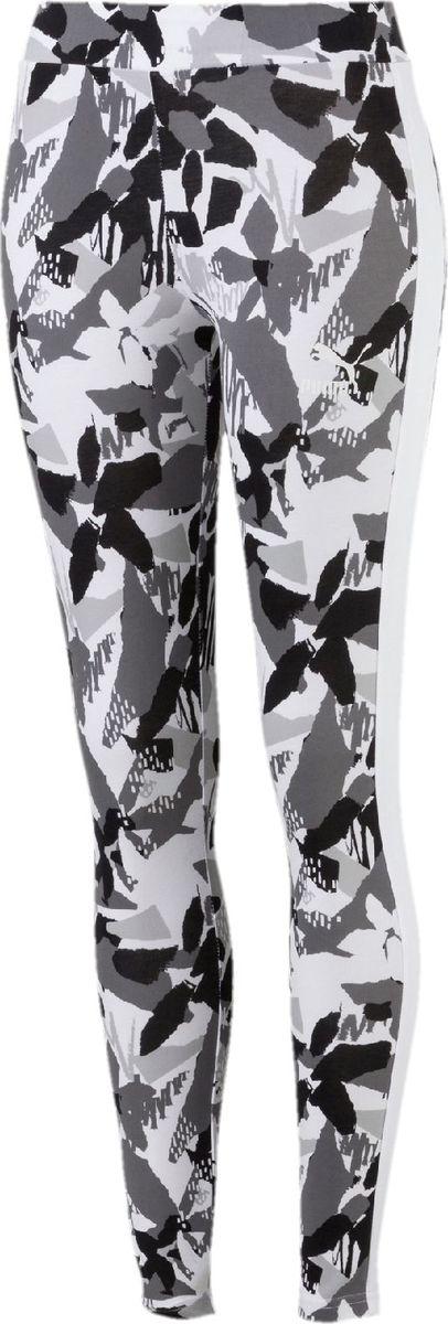 Леггинсы PUMA Classics T7 Legging AOP legging 2900241 13