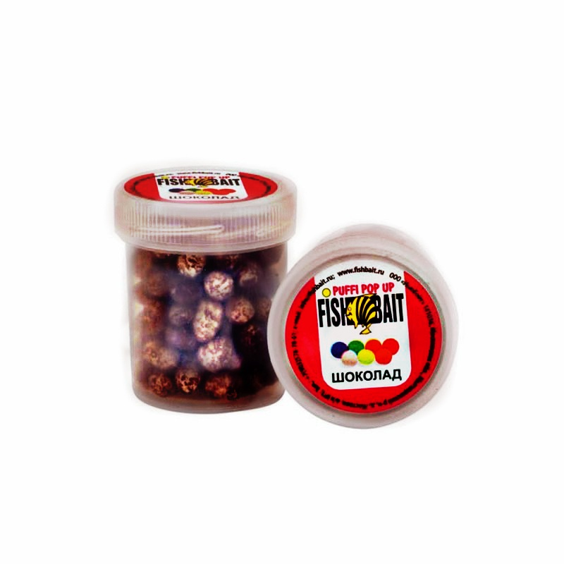 Поп-ап FISHBAIT УТ000028578, шоколадный
