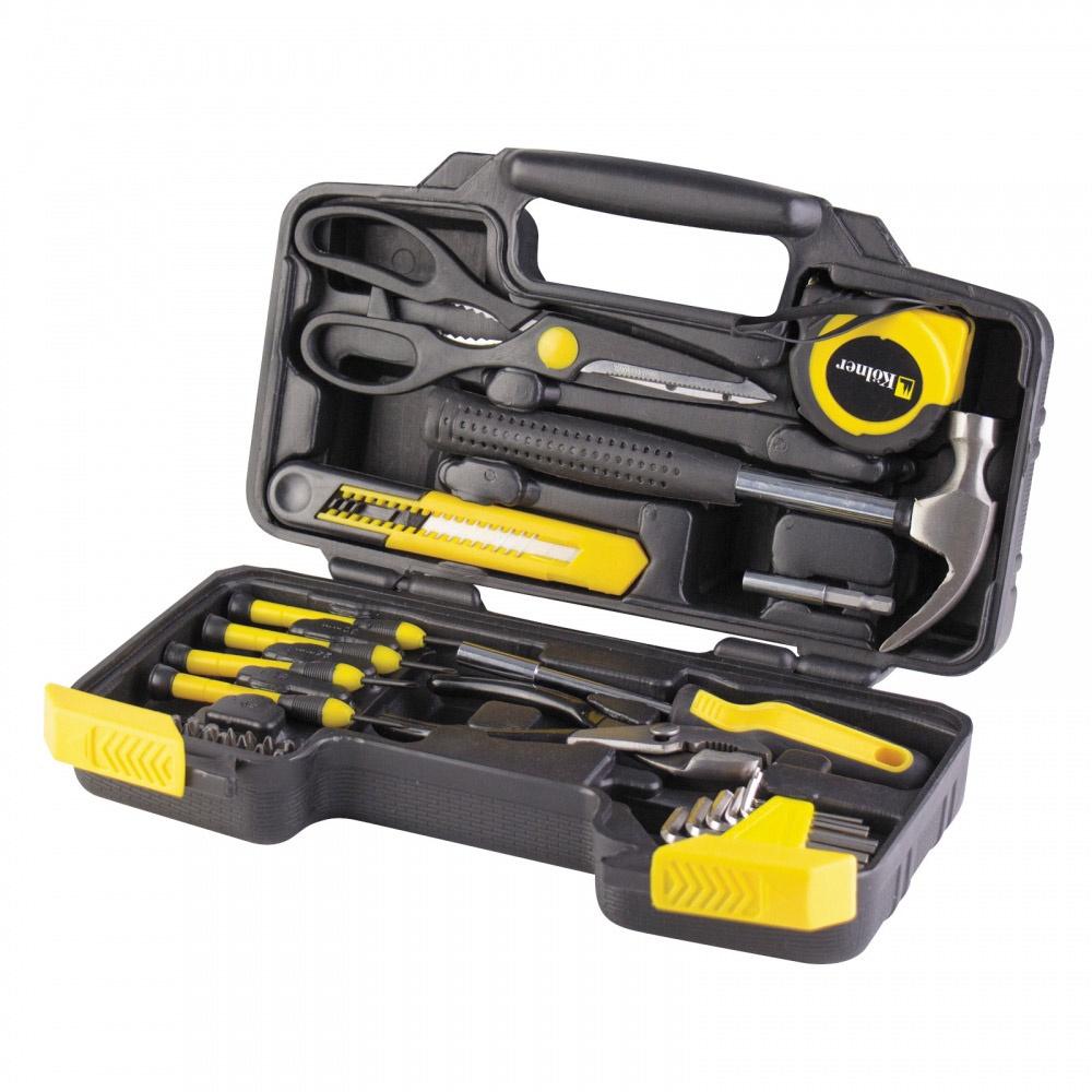 Набор инструментов Kolner KTS 39 набор ручного инструмента kolner kts 123