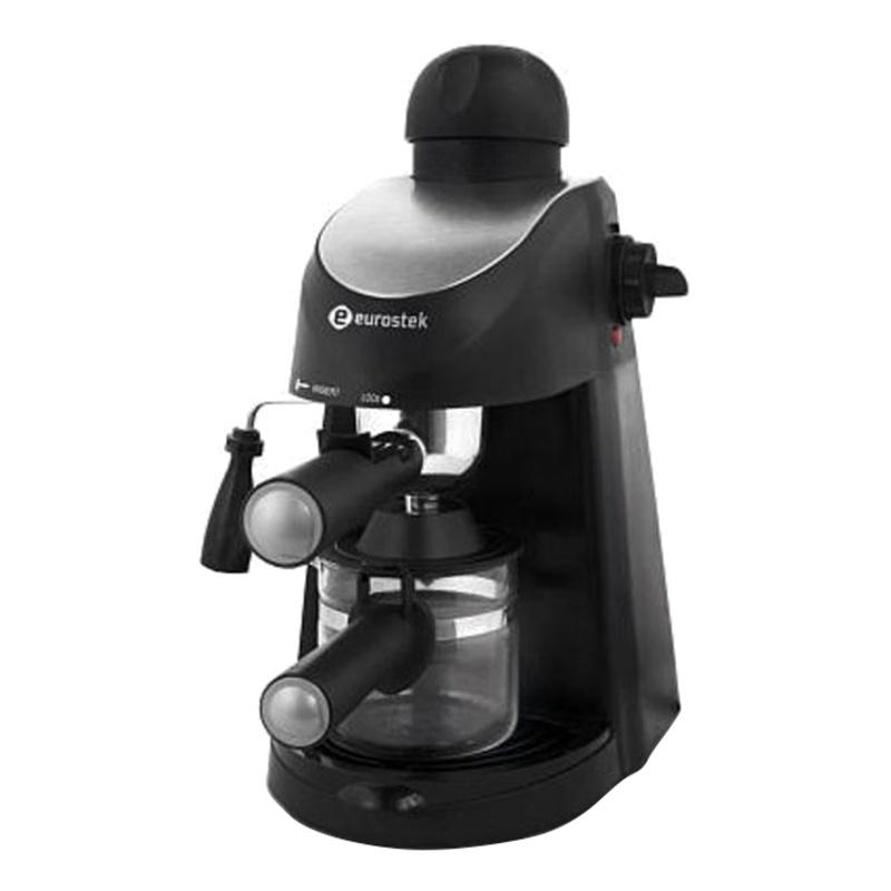 Кофеварка рожковая Eurostek ECM-6816 цены онлайн
