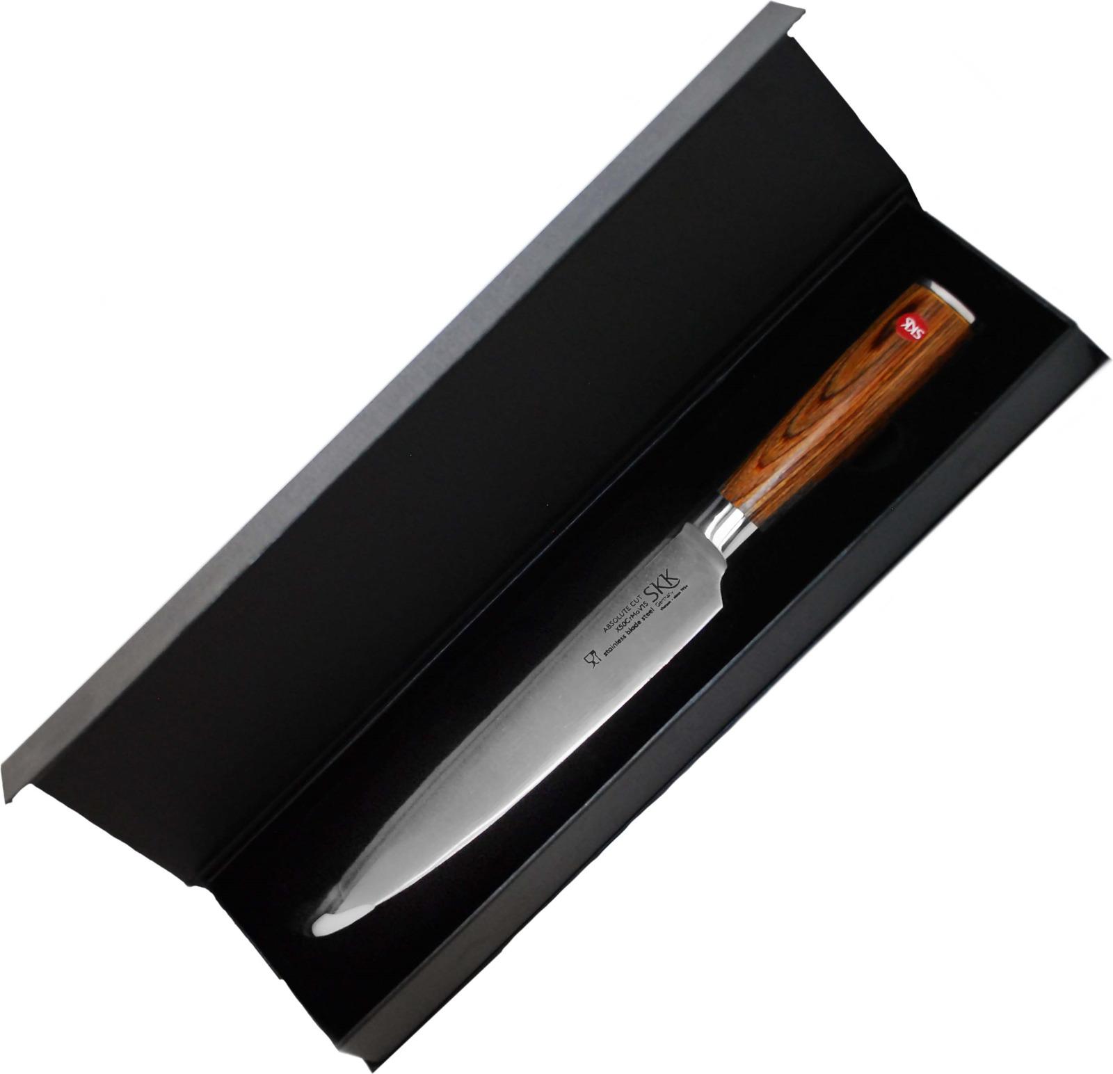 Нож SKK Absolute, разделочный, BQ-0784, длина лезвия 20 см