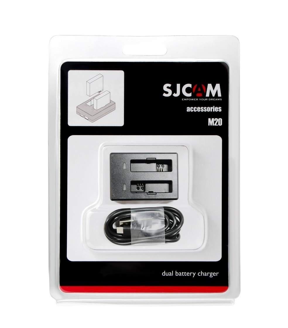 Зарядное устройство для аккумуляторов SJCAM M20 аксессуар sjcam sj cm m20 для sjcam m20 зарядное устройство