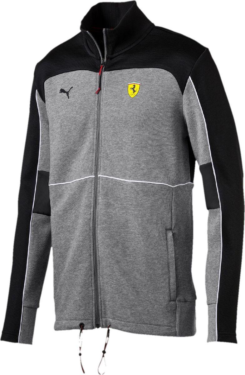 Толстовка PUMA SF Sweat Jacket цена