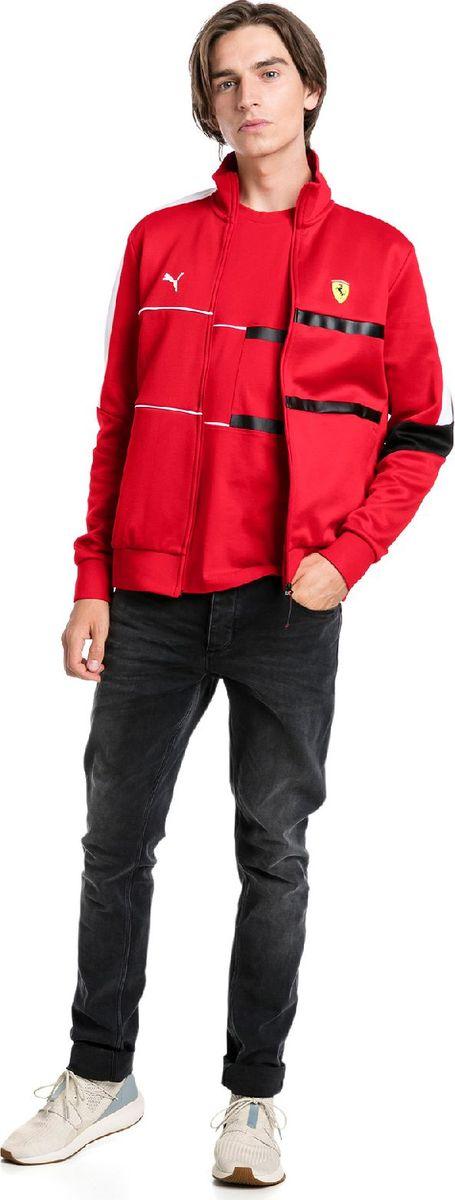 Толстовка PUMA SF T7 Track Jacket цены онлайн