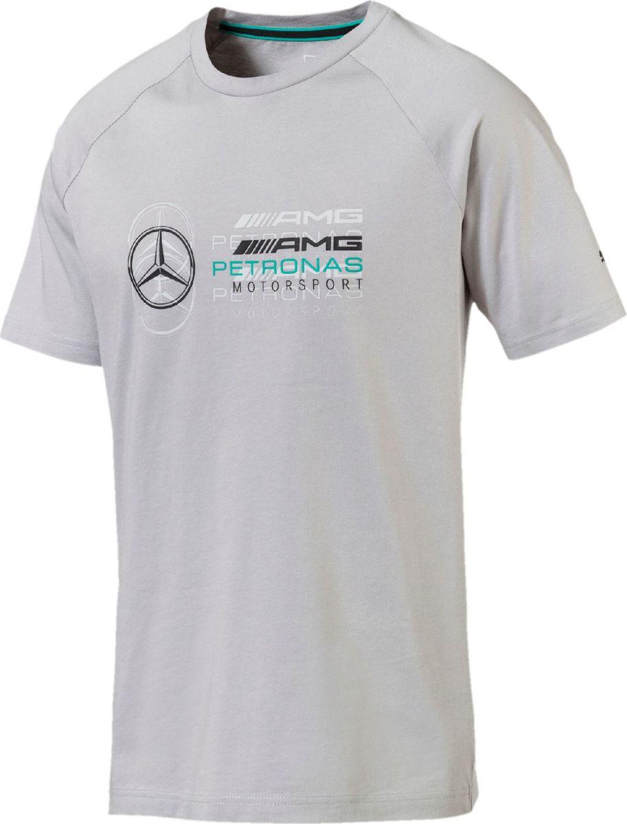 Футболка PUMA MAPM Logo Tee футболка женская puma archive logo tee цвет бирюзовый 57290523 размер l 46 48