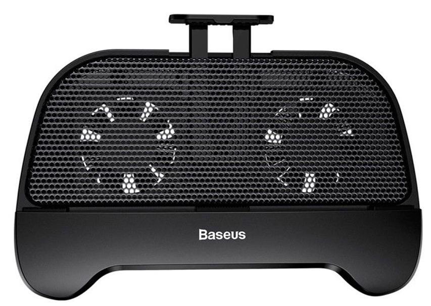 Держатель для телефона Baseus в форме джойстика, Mobile Games Hand Handle, черный