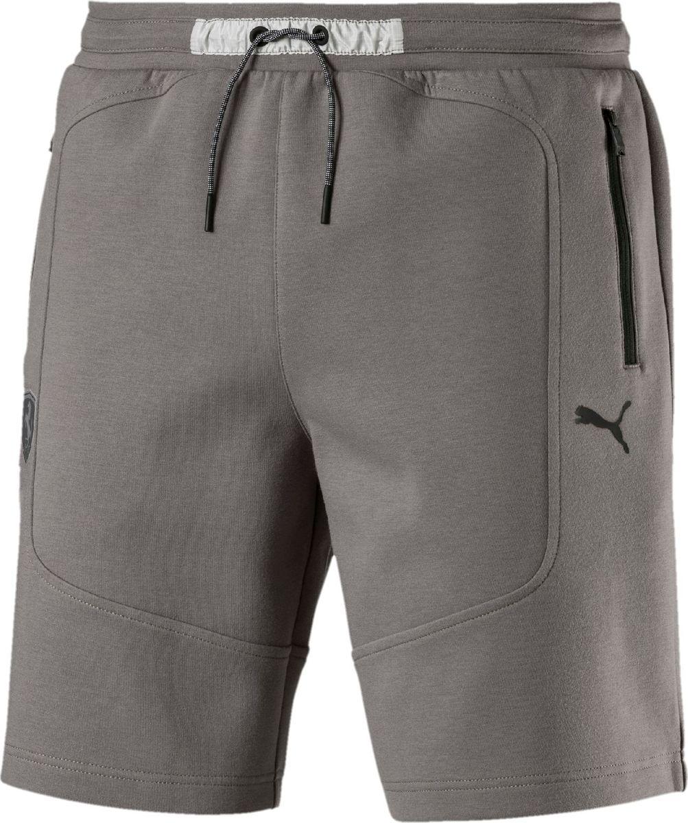 Шорты PUMA Ferrari Sweat Shorts цена