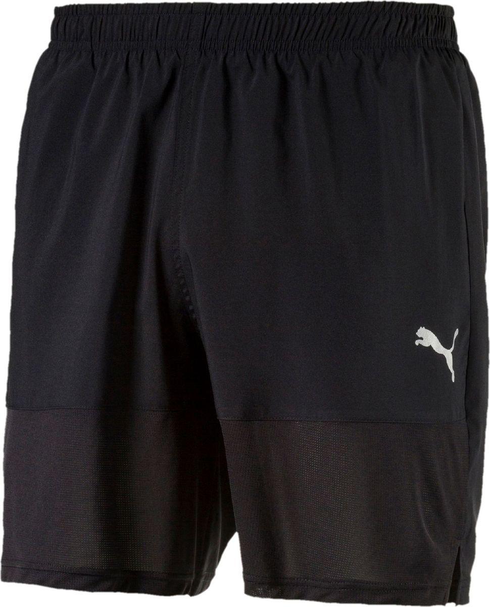 Шорты PUMA Ignite 7 Short шорты женские puma ignite short tight w цвет черный 51668403 размер l 46 48