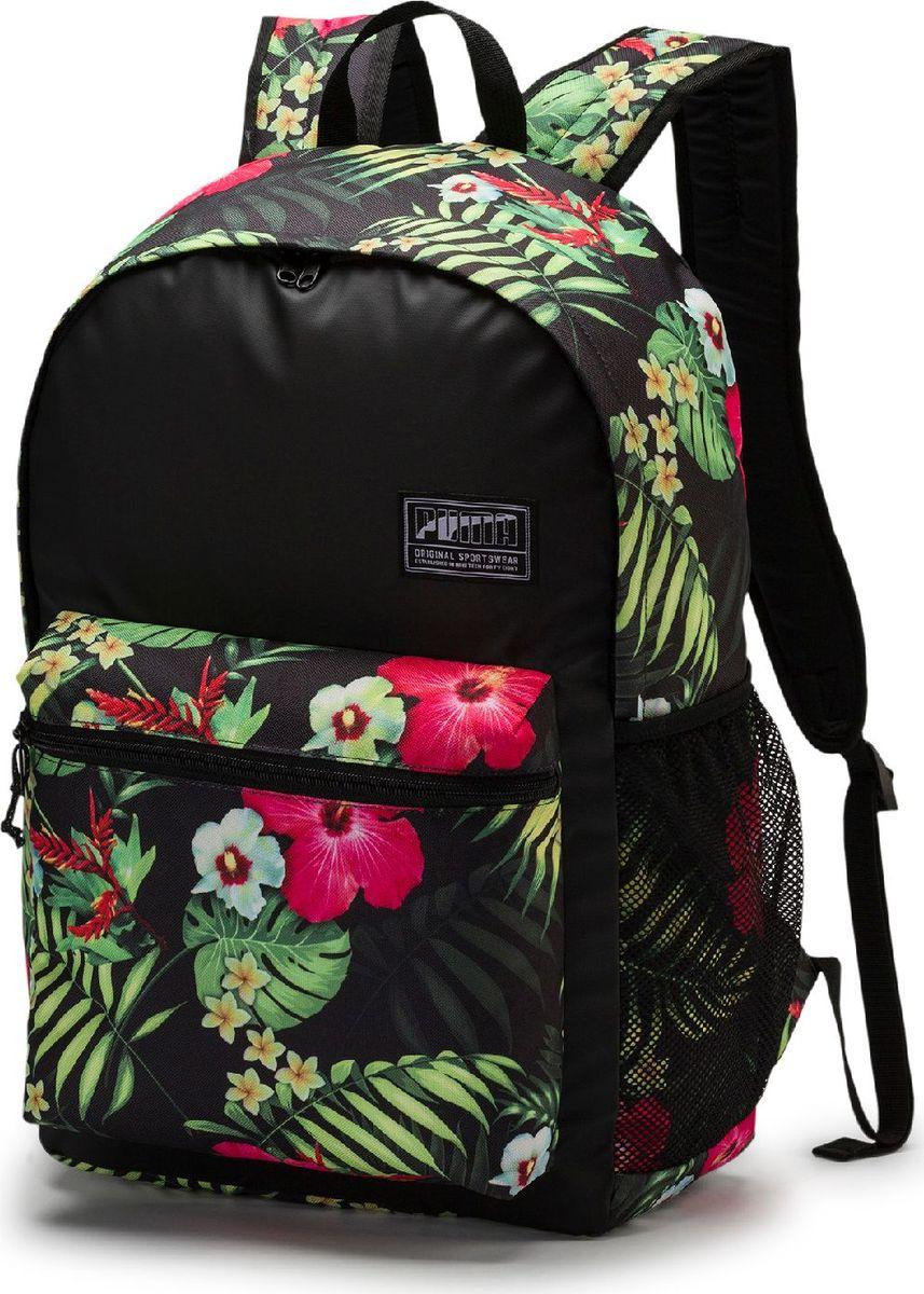 Рюкзак Puma Academy Backpack, 07573323, черный рюкзак adidas harden backpack dw4716 черный