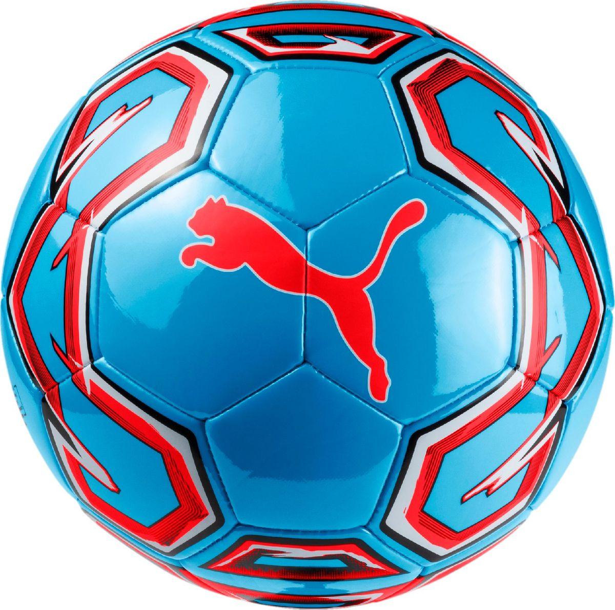 Мяч футбольный Puma Futsal 1 Trainer MS Ball, 08297405, голубой, размер 4 оптимальный вариант оптимальный вариант рок и лирика рок коллекция
