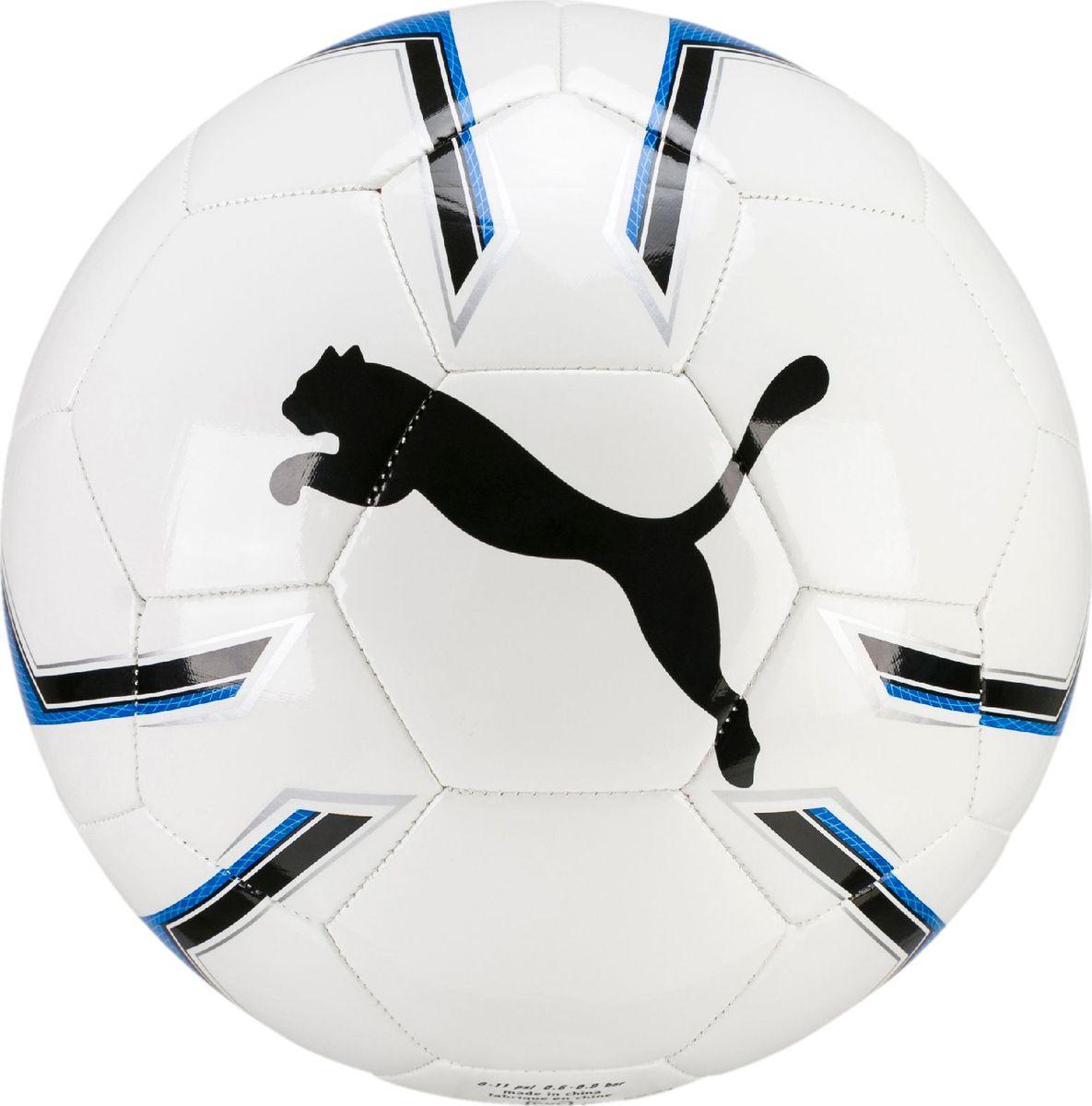 купить Мяч футбольный Puma Pro Training 2 MS Ball, 08281902, белый, размер 5 по цене 1117 рублей