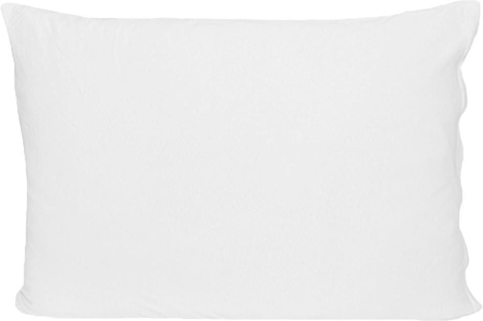 Наволочка Cleo, на молнии, 70/14, белый, 70 х 70 см, 2 шт