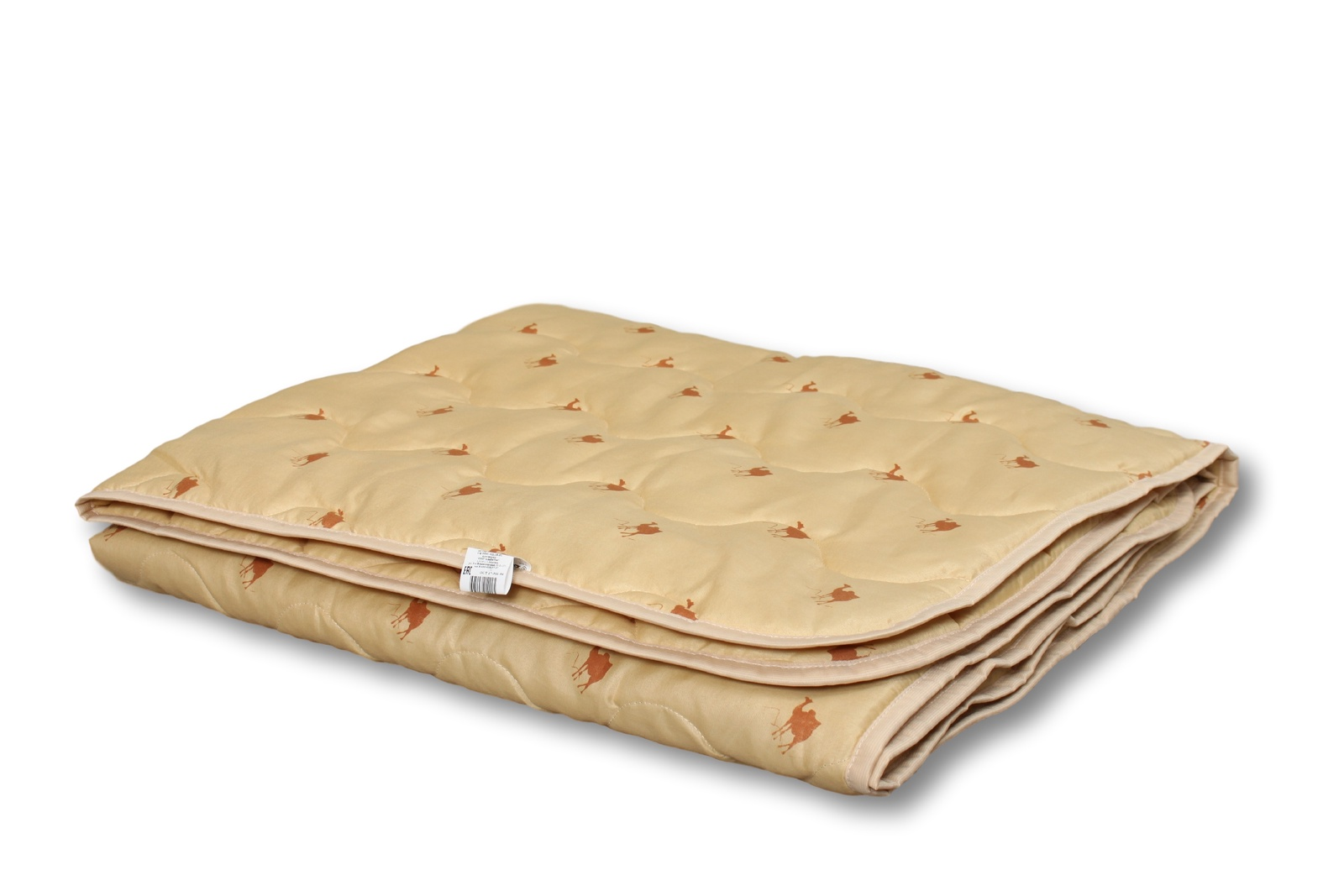 """Одеяло """"Camel"""" легкое; Альвитек, размер 2.0"""