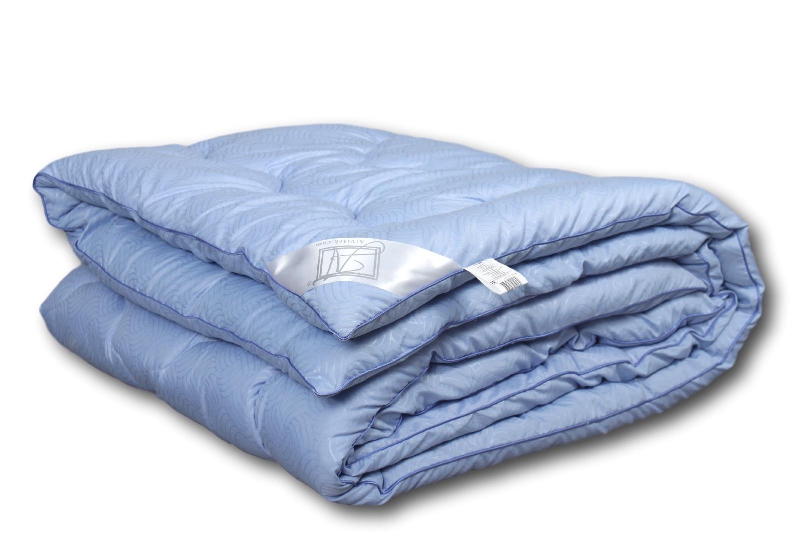 """Одеяло """"Лаванда-Эко"""" классическое-всесезонное; Альвитек, размер 1.5"""