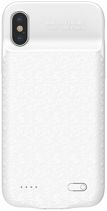 Чехол аккумулятор Baseus Plaid Backpack Power Bank, белый внешний аккумулятор baseus power bank mini q light and portable 10000 белый