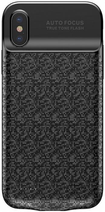 Чехол аккумулятор Baseus Plaid Backpack Power Bank, черный