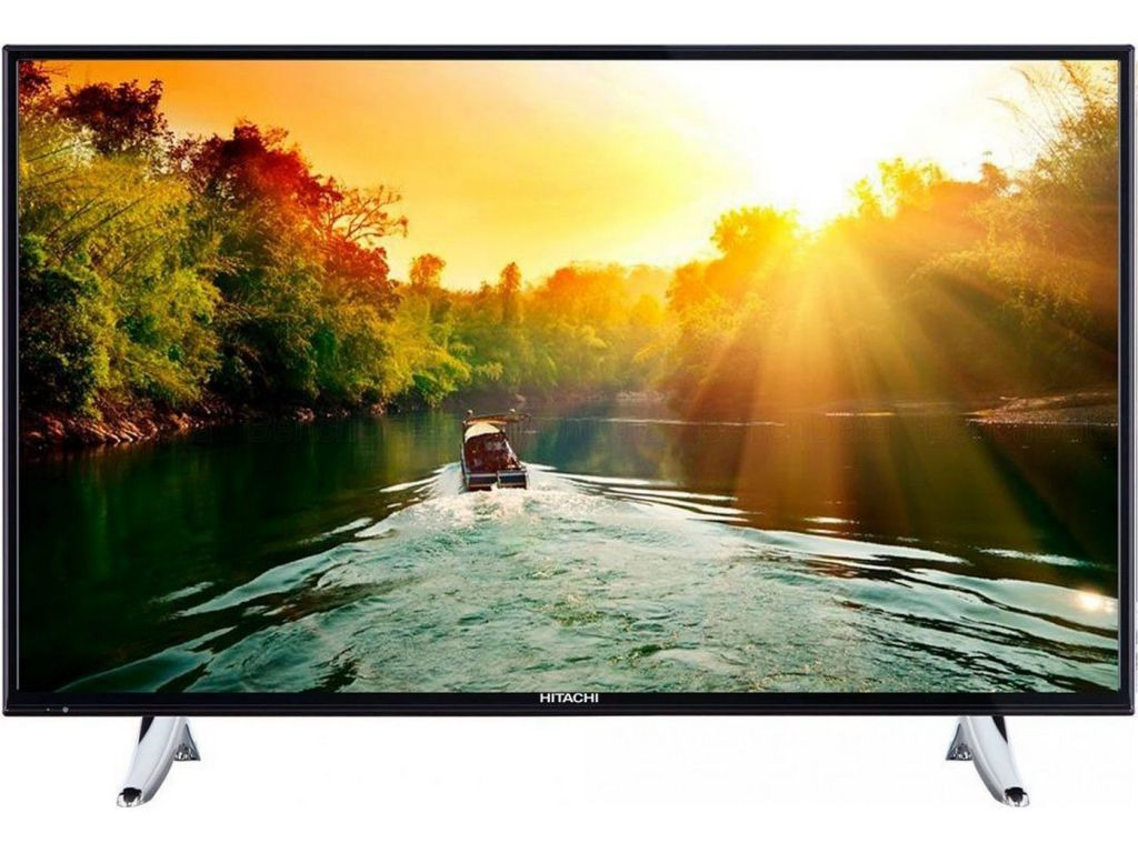 лучшая цена Телевизор Hitachi 48HB6W62 48